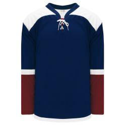 H550B Pro Hockey Jersey - 2015 Colorado 3rd Navy
