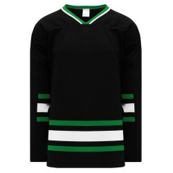 H550BK Pro Hockey Jersey - Dallas Black