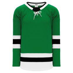 H550B Pro Hockey Jersey - 2017 Dallas Kelly Green
