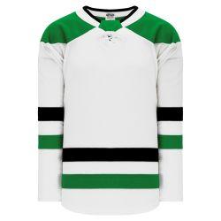 H550B Pro Hockey Jersey - 2017 Dallas White