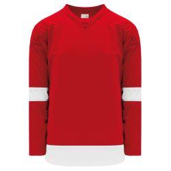 H550B Pro Hockey Jersey - 2007 Detroit Red