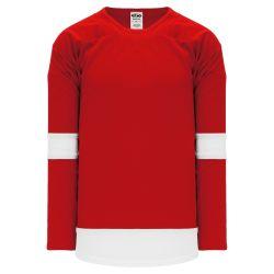 H550B Pro Hockey Jersey - 2017 Detroit Red