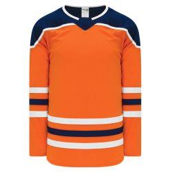 H550B Pro Hockey Jersey - 2017 Edmonton Orange