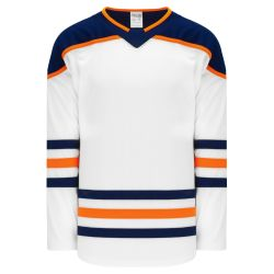 H550B Pro Hockey Jersey - 2017 Edmonton White