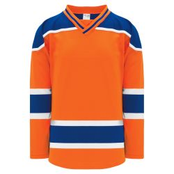 H550BK Pro Hockey Jersey - 2015 Edmonton 3rd Orange