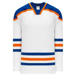 H550BK Pro Hockey Jersey - Edmonton White
