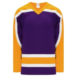 H550BK Pro Hockey Jersey - Vintage La Purple