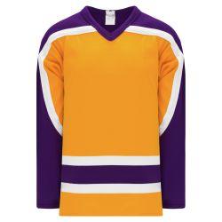 H550BK Pro Hockey Jersey - Vintage La Gold