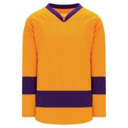 H550B Pro Hockey Jersey - 2014 La 3rd Gold
