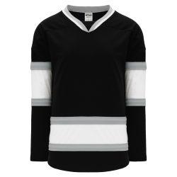 H550B Pro Hockey Jersey - New 1988 La Black