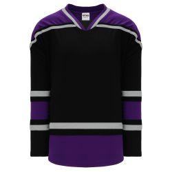 H550B Pro Hockey Jersey - New 1998 Los Angeles Black
