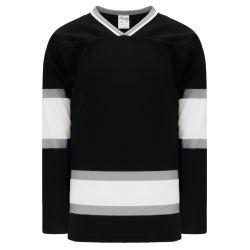 H550BK Pro Hockey Jersey - Old La Black