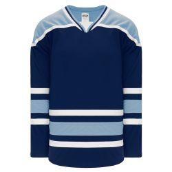 H550B Pro Hockey Jersey - Maine Navy