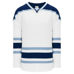 H550B Pro Hockey Jersey - Maine White