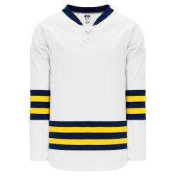 H550B Pro Hockey Jersey - New 2011 Michigan White