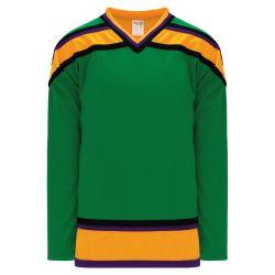 H550B Pro Hockey Jersey - Mighty Ducks Kelly