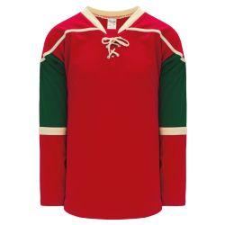 H550B Pro Hockey Jersey - 2007 Minnesota Red