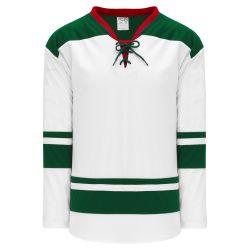 H550B Pro Hockey Jersey - 2013 Minnesota White