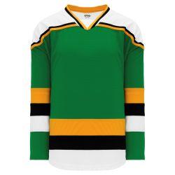 H550B Pro Hockey Jersey - New 1988 Minnesota Kelly