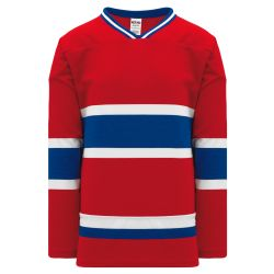 H550BK Pro Hockey Jersey - Montreal Red