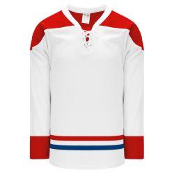 H550BK Pro Hockey Jersey - 2015 Montreal White