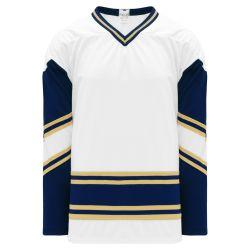 H550BK Pro Hockey Jersey - Notre Dame White