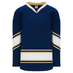 H550B Pro Hockey Jersey - New Notre Dame Navy