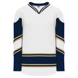 H550B Pro Hockey Jersey - New Notre Dame White