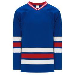 H550BK Pro Hockey Jersey - New York Rangers Royal