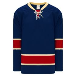 H550BK Pro Hockey Jersey - New York Rangers Heritage Navy