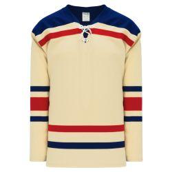 H550BK Pro Hockey Jersey - New York Rangers Winter Classic Sand