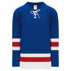 H550BK Pro Hockey Jersey - New York Rangers Classic Royal