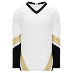 H550B Pro Hockey Jersey - New Pittsburgh 3rd White