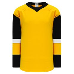 H550B Pro Hockey Jersey - 2018 Pittsburgh 3rd Gold