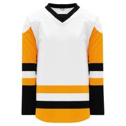 H550BK Pro Hockey Jersey - 2016 Pittsburgh White