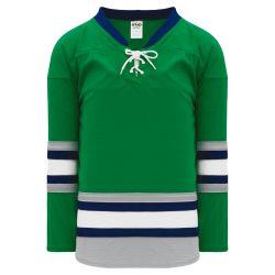H550B Pro Hockey Jersey - New Plymouth Kelly