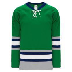 H550BK Pro Hockey Jersey - Plymouth Kelly