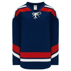H550B Pro Hockey Jersey - New 2005 Team Usa Navy