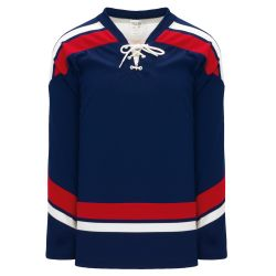 H550BK Pro Hockey Jersey - 2005 Team Usa Navy