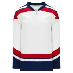 H550BK Pro Hockey Jersey - 2005 Team Usa White