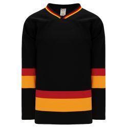 H550BK Pro Hockey Jersey - Vancouver Black