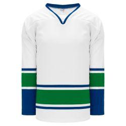 H550BK Pro Hockey Jersey - 2008 Vancouver White