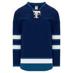 H550BK Pro Hockey Jersey - 2011 Winnipeg Navy