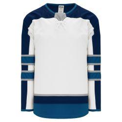H550B Pro Hockey Jersey - 2017 Winnipeg White