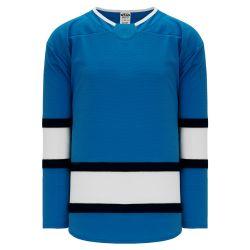 H550B Pro Hockey Jersey - 2018 Winnipeg 3rd Pro Blue