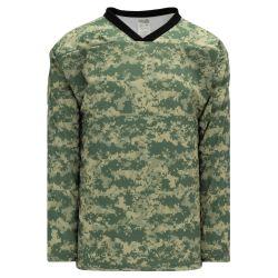 H550C Pro Hockey Jersey - Digital Camouflage