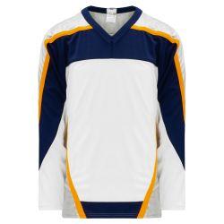 H550C Pro Hockey Jersey - Nashville White