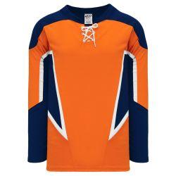 H550C Pro Hockey Jersey - New Ny Islanders 3rd Orange