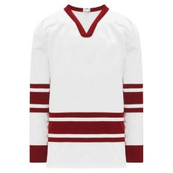 H550CK Pro Hockey Jersey - New Phoenix White