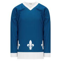 H550C Pro Hockey Jersey - 2011 Quebec Blue